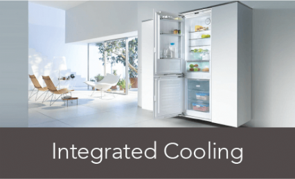 Miele Integrated Cooling
